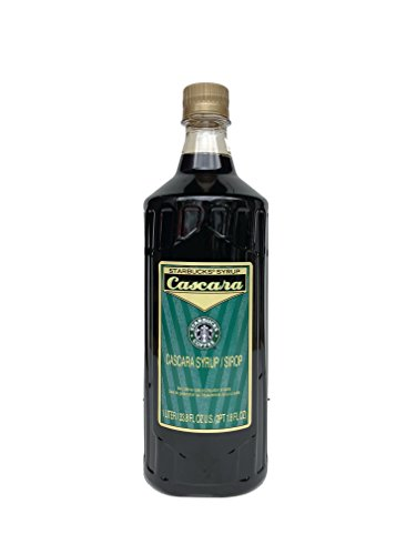 Starbucks Flavored Syrup (Cascara, 1-L.)