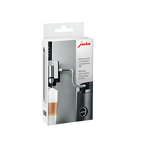 Jura Milk Pipe with stainless steel casing HP2 (Giga X7, Giga W3, Giga 6)