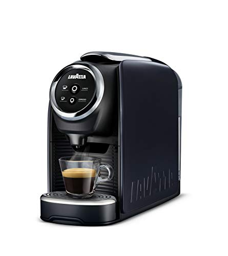 Lavazza 041953000648 BLUE Classy Mini Single Serve Espresso Coffee Machine LB 300, 5.3' x 13' x 10.2'