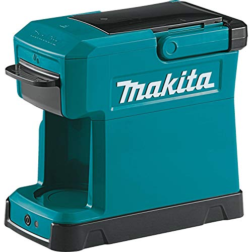 Makita DCM501Z 18V LXT / 12V max CXT Lithium-Ion Cordless Coffee Maker, Tool Only