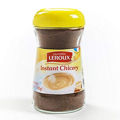 Leroux Regular Instant Chicory 3.5oz (Pack of 6)