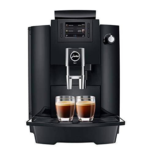 Jura 15343 WE6 Coffee and Espresso Center (Piano Black)