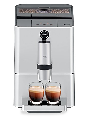 Jura ENA Micro 5 Automatic Coffee Machine, 1, Silver