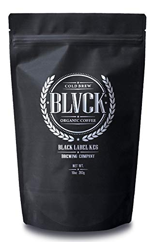 BLVCK Organic Cold Brew Coffee x 4 Liters