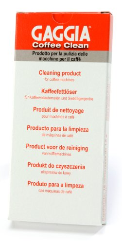 Gaggia Coffee Cleaning Tablets