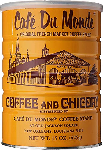 Cafe Du Monde qqsw Coffee Chicory Ground 2
