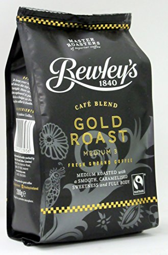 Bewley's Gold Roast Ground Coffee, 7 Ounce