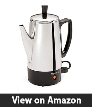 Presto 02822 Coffee Percolator