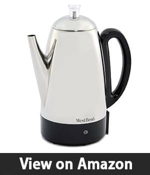 West Bend 54159 Electric Coffee Percolator