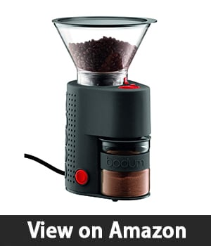 Bodum Bistro Electric Coffe Grinder