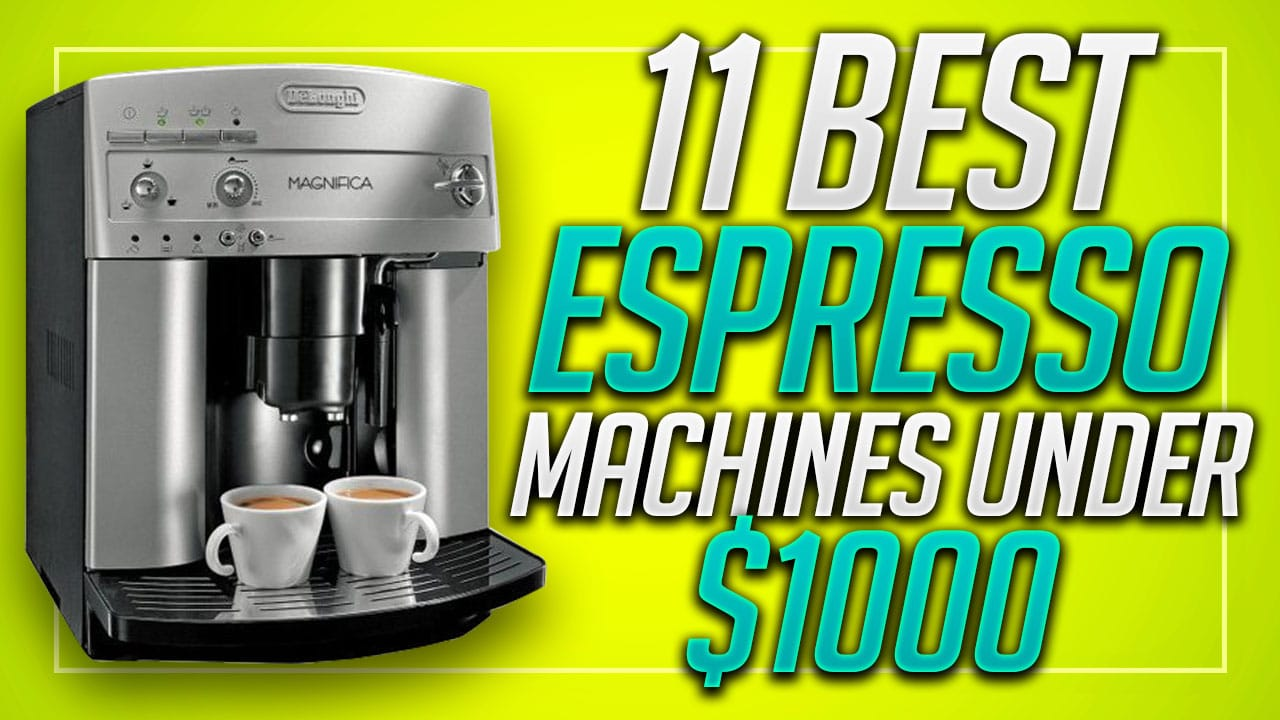 espresso machunes under 1000