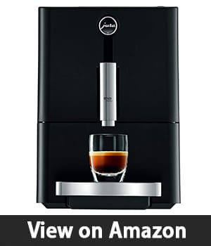 2. Jura 13626 Ena Micro 1 - Automatic Coffee Machine Micro Black