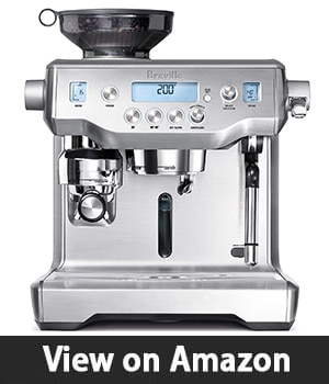 Breville BES980XL - Oracle Espresso Machine Brushed Stainless Steel