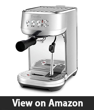 Breville BES500BSS Bambino Plus - Espresso Machine Brushed Stainless Steel
