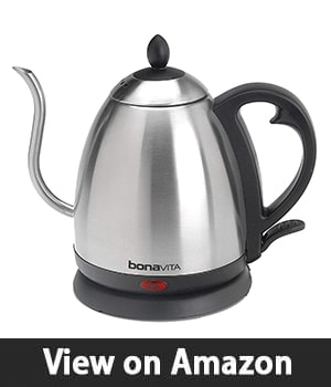 Bonavita BV3825B - Electric Coffee Kettle