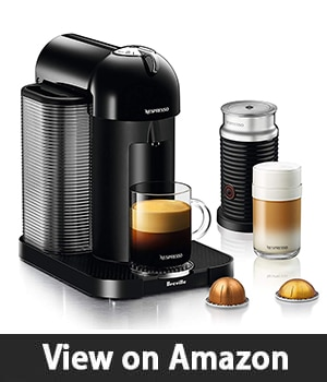 Nespresso Vertuo - Coffee and Espresso Machine by Breville