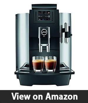 15145 Automatic Coffee Machine WE8 Chrome