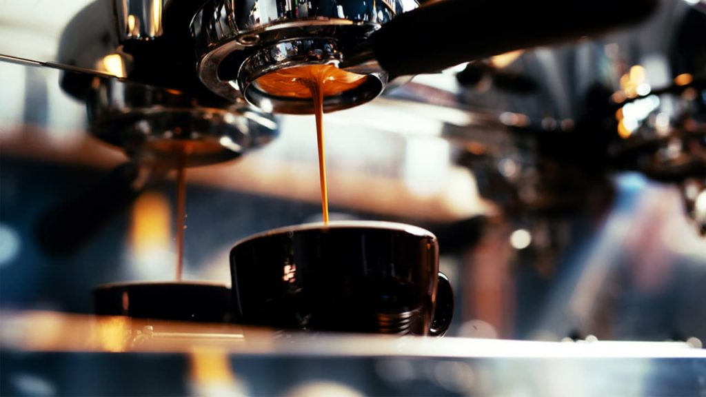 coffee and espresso difference