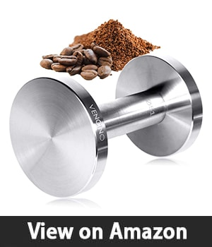 Vencino 51mm/58mm Coffee Tamper - Dual Sided, Barista Espresso Tampe