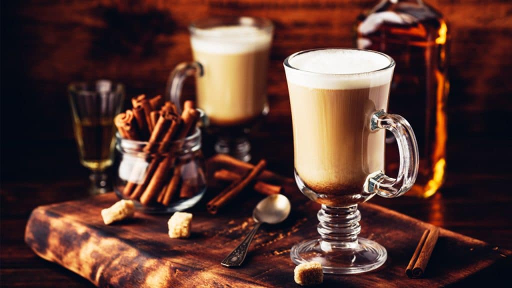 The Perfect Irish Coffee Recipes