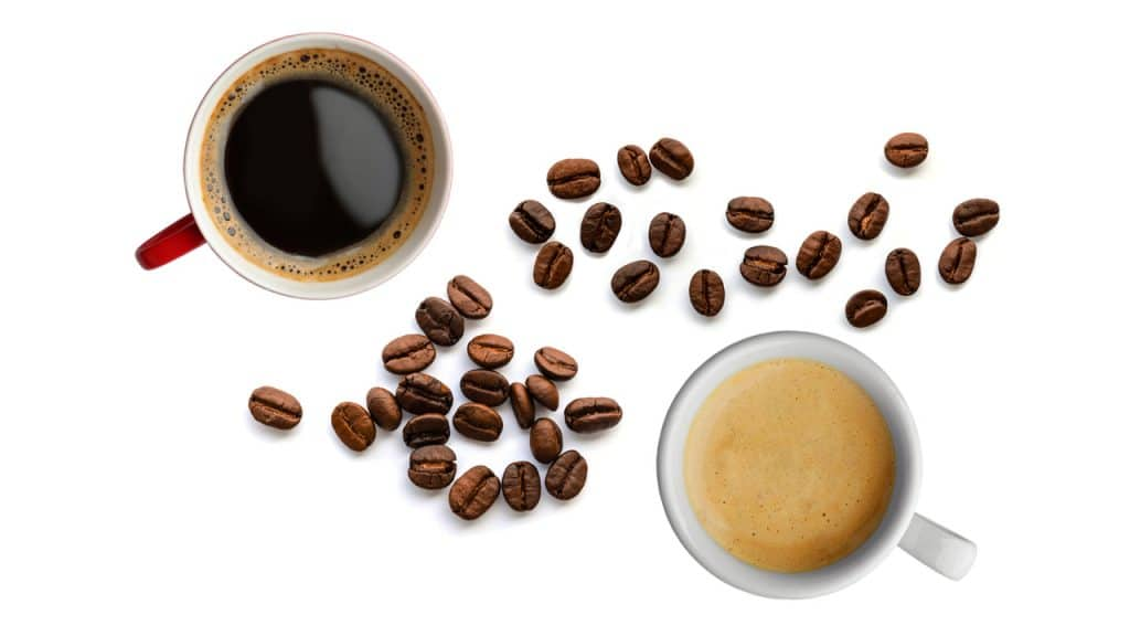Difference Between Black Coffee and Espresso