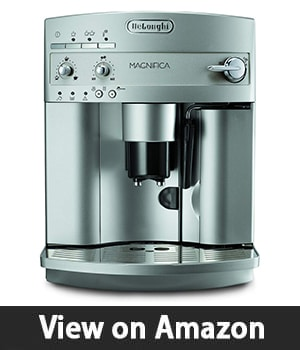 DeLonghi ESAM3300 – Super-Automatic Espresso/Coffee Machine