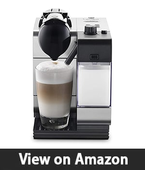 DeLonghi EN520SL Lattissima plus – Espresso and Cappucino