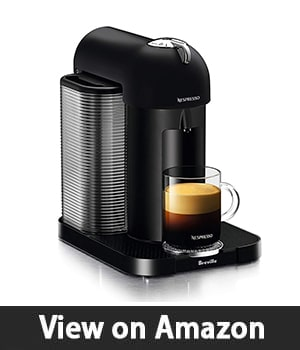 Breville-Nespresso USA BNV220BKM1BUC1 – Vertuo Coffee and Espresso Machine