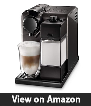 Nespresso EN550B Lattissima Touch Original - Espresso Machine with Milk Frother by DeLonghi