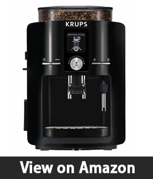 KRUPS EA8250 - Fully Auto Espresso Machine