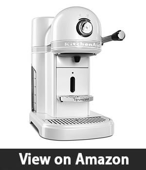 Kitchen Aid KES0503FP Nespresso - Espresso Machine