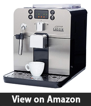 Gaggia Brera - Super Automatic Espresso Machine