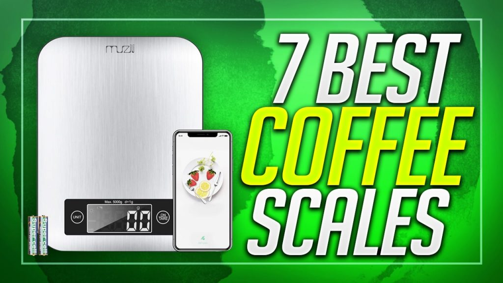 7 Best Coffee Scales in 2021 – Buyer's Guide & Reviews