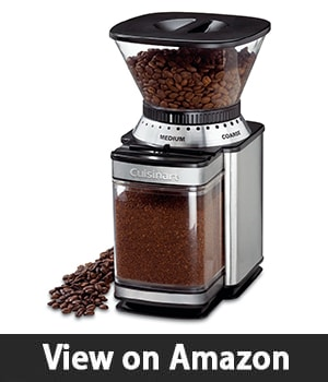 Cuisinart DBM-8 Supreme Grind – Automatic Burr Mill