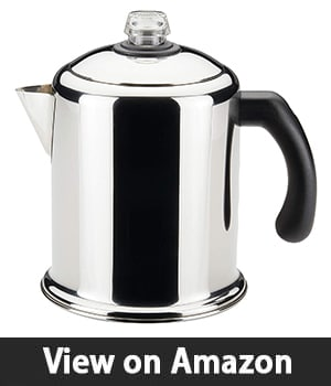 Farberware Yosemite Percolator – Camping Coffee Maker