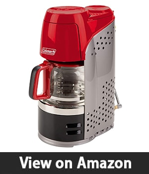 Coleman QuikPot Propane – Camp Coffee Maker