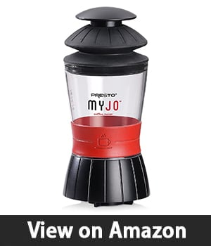 Presto MyJo Single Cup – Camp Coffee Maker