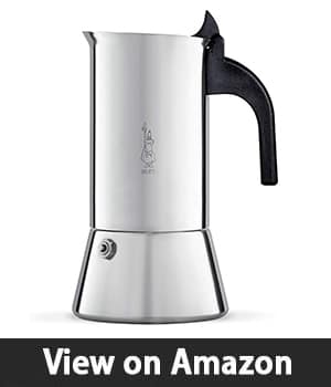 Bialetti Elegance Venus Induction 6 Cup – Best For Induction Stove Tops