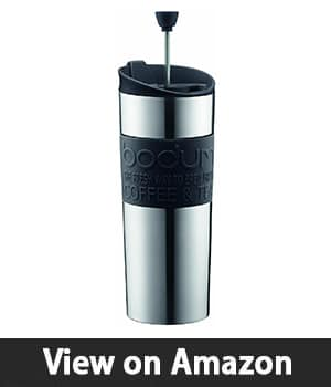 Bodum – Travel Coffee and Tea Press