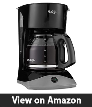 Mr. Coffee – 12-Cup Coffee Maker