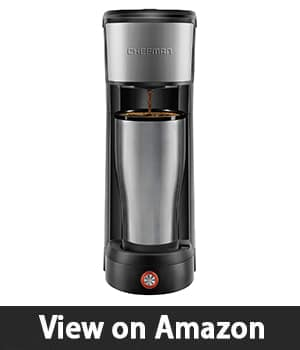 Chefman InstaCoffee – Single Serve Coffee Maker