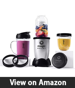 Magic Bullet Blender - 11 Piece Set