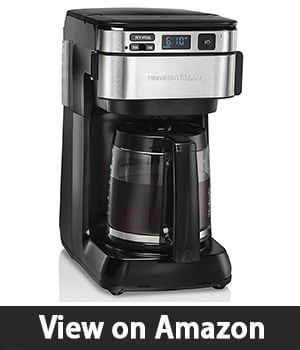 Hamilton Beach – Programmable Coffee Maker