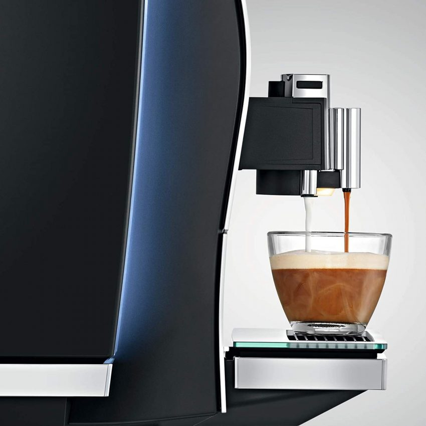 Jura Z8 Coffee Machine Review