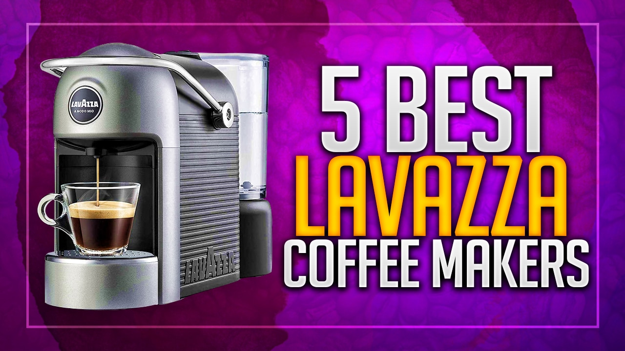 best lavazza espresso machine