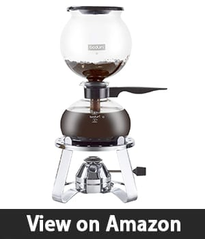 Bodum PEBO – Siphon Coffee Brewer