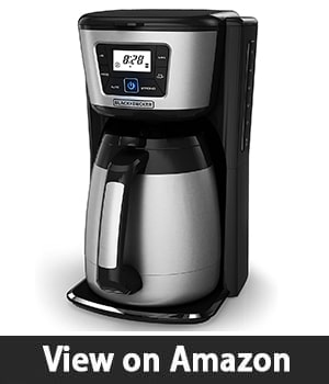 Black+Decker – 12-cup Thermal Coffeemaker