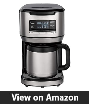 Hamilton Beach – Programmable Front Fill Coffee Maker